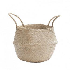 Belly Basket Natural 35cm